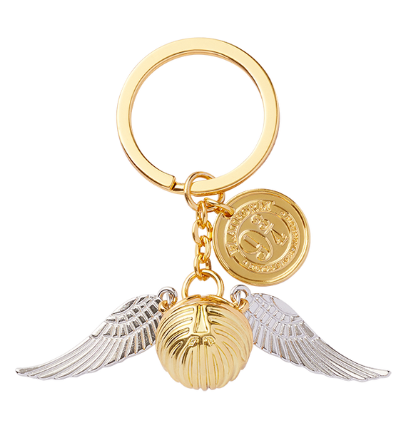 Golden Snitch 3D Key Chain