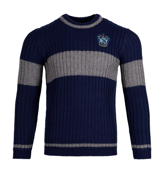 Ravenclaw Quidditch Sweater
