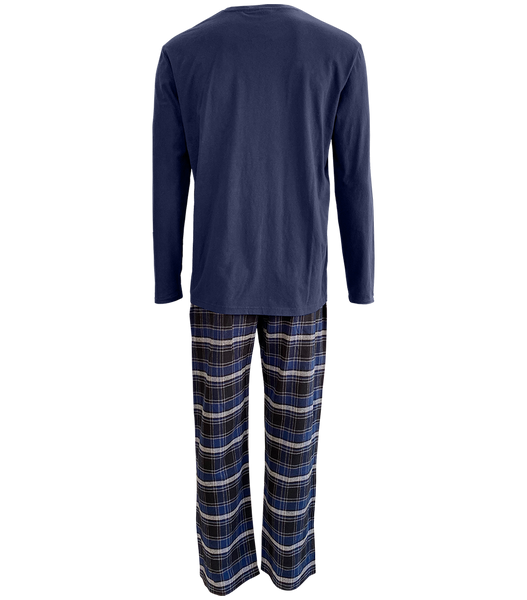 Ravenclaw Brushed Check PJ