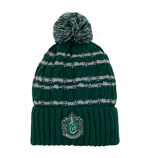 Slytherin Knitted Hat