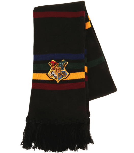 Hogwarts Knitted Scarf
