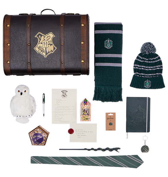 Slytherin Gift Trunk