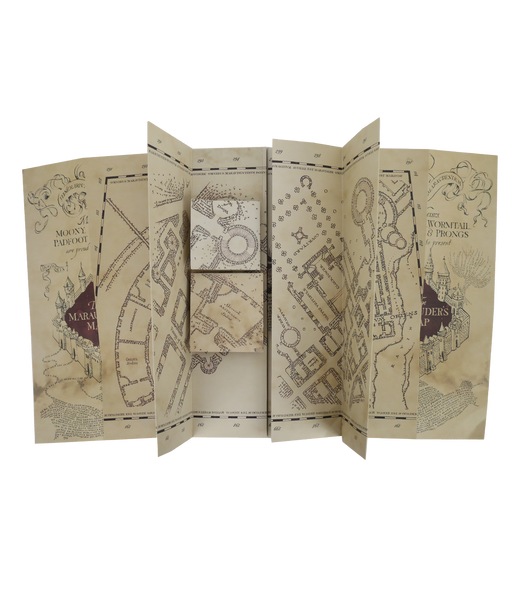 The Marauder's Map - Replica