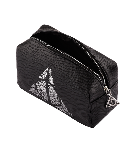 Deathly Hallows Cosmetics Bag