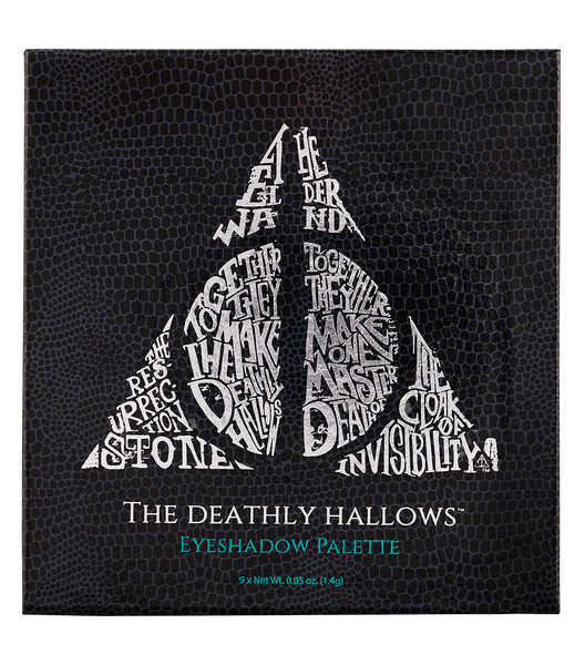 Deathly Hallows Eyeshadow Palette