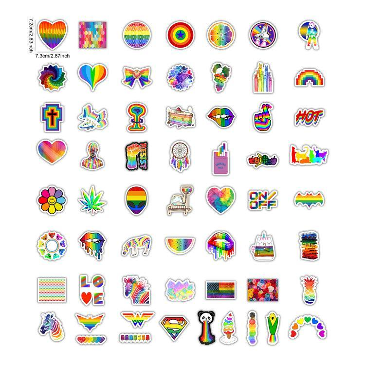 LGBT Stickers Pack - CoolSticker