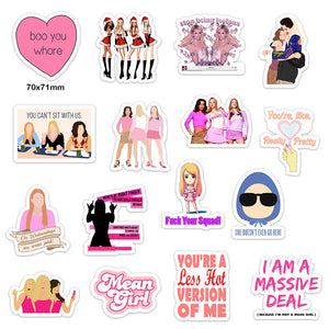 Mean Girls Stickers Pack