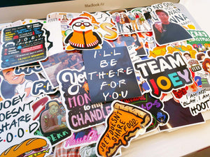Friends Stickers Pack (66PCS) - CoolSticker