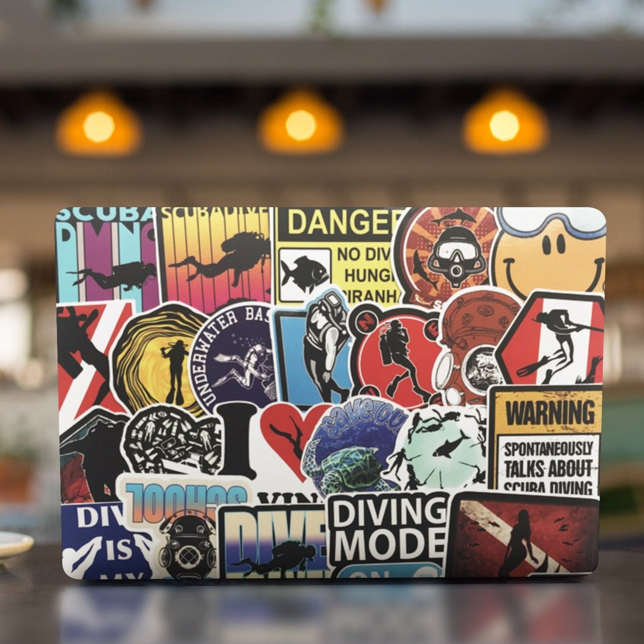 Diving Stickers Pack