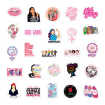 Girl Power Stickers Pack