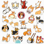 Corgi Stickers Pack