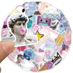 Vaporwave Stickers Pack - CoolSticker