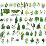 Green Plants Stickers Pack