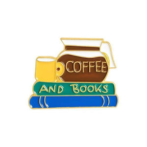 Coffee and Cat Enamel Pins Collection - CoolSticker