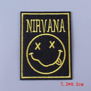 NIR Clothing Iron On Patch - CoolSticker
