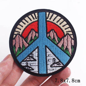 LPE Clothing Iron On Patch - CoolSticker