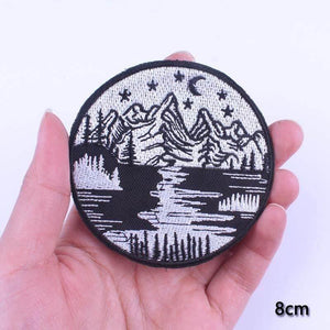 CBL Clothing Iron On Patch - CoolSticker