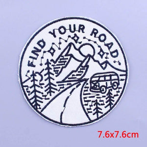 FYR Clothing Iron On Patch