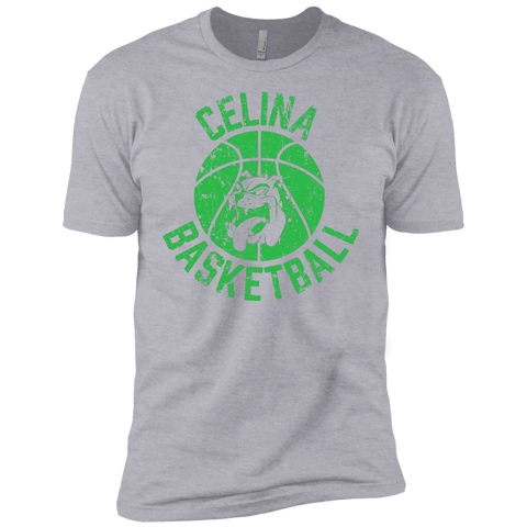Celina Basketball, Youth Cotton T-Shirt