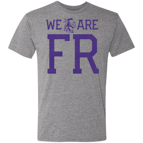 We Are FR, Triblend T-Shirt