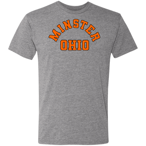 Minster Ohio, Triblend T-Shirt