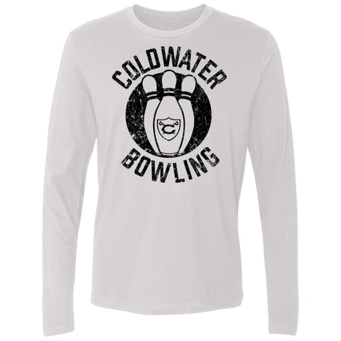 Coldwater Bowling, Unisex Long Sleeve T-Shirt