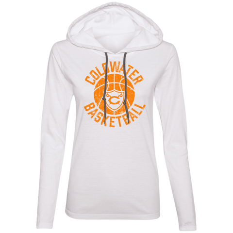 Coldwater Basketball, Long Sleeve T-Shirt Hoodie