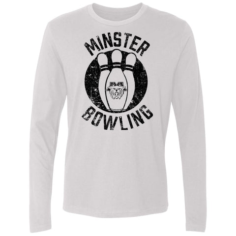 Minster Bowling, Unisex Long Sleeve T-Shirt