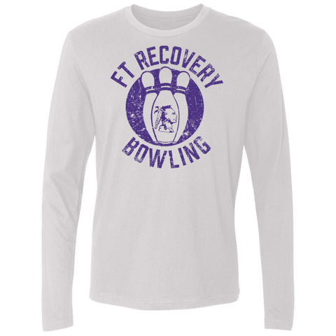 Fort Recovery Bowling, Unisex Long Sleeve T-Shirt