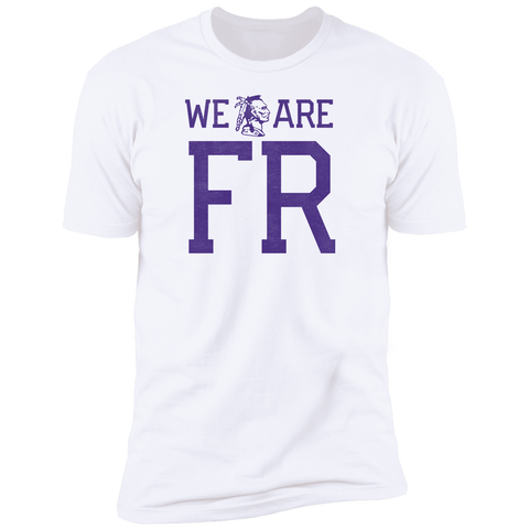 We Are FR, Unisex Premium Cotton T-Shirt