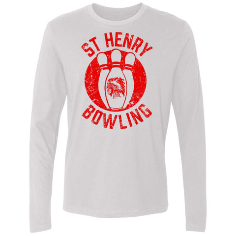 St. Henry Bowling, Unisex Long Sleeve T-Shirt