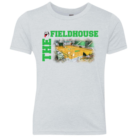 The Celina Fieldhouse, Youth Triblend T-Shirt
