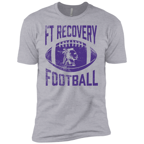 Fort Recovery Football, Youth Cotton T-Shirt