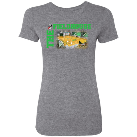 The Celina Fieldhouse, Ladies Triblend T-Shirt