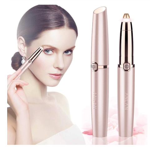 [50% OFF] SHAPE™ Electronic Eyebrow Trimmer