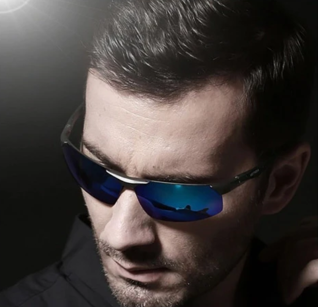 💥 [MEGASALES 50% 0FF] 💥 SOY™ Men's Polarised Chromatic Sunglasses