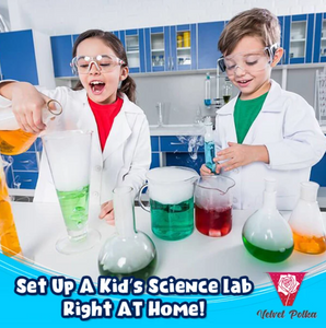 ✨ [FLASH SALES 50% OFF] ✨ SOY™ FunLab Kid's Science Experiment Kit