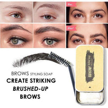 Load image into Gallery viewer, [2 For RM89] SHAPE™ Eyebrow Styling Soap