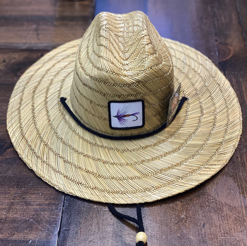 Fly Fisher's Place Sun Hat
