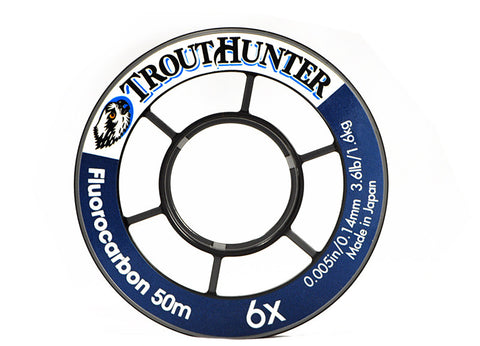 Trout Hunter Fluorocarbon Tippet
