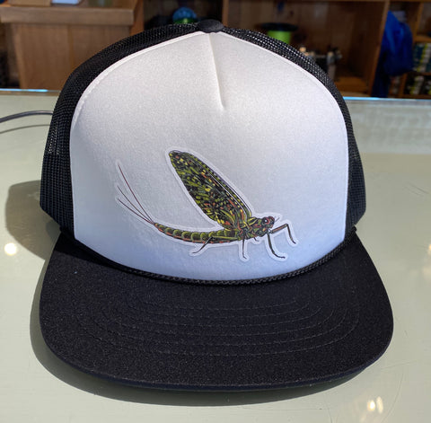 FFP Green Drake Trucker Hat