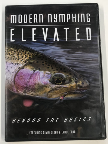Modern Nymphing Elevated — Devin Olsen and Lance Egan DVD