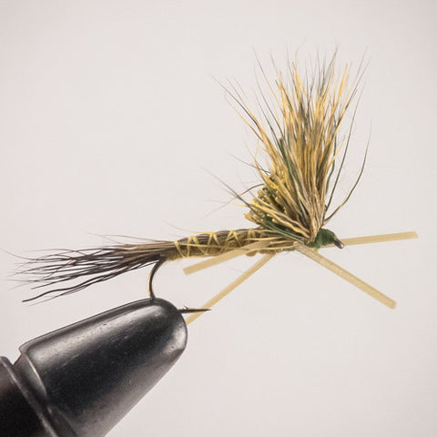 Nealy's Green Drake #10