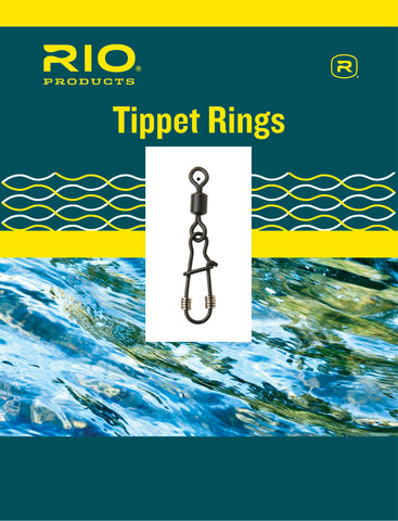 Rio Tippet RIngs Trout