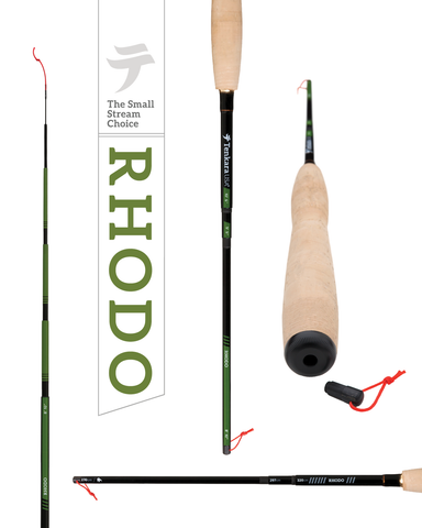 Tenkara USA RHODO Rod