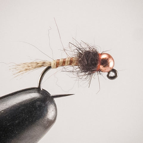 Tungsten Euro Jig Brown Pale Yellow #16