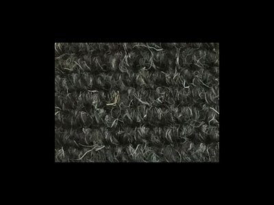 German Square Weave Charcoal 317