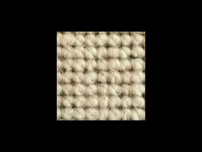 German Square Weave 326 Natural