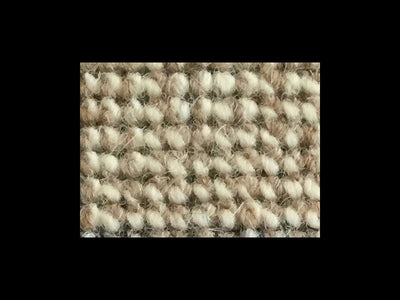 German Square Weave 500 Oatmeal