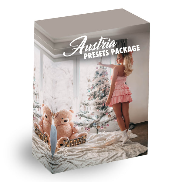 Austria Mobile Preset Package